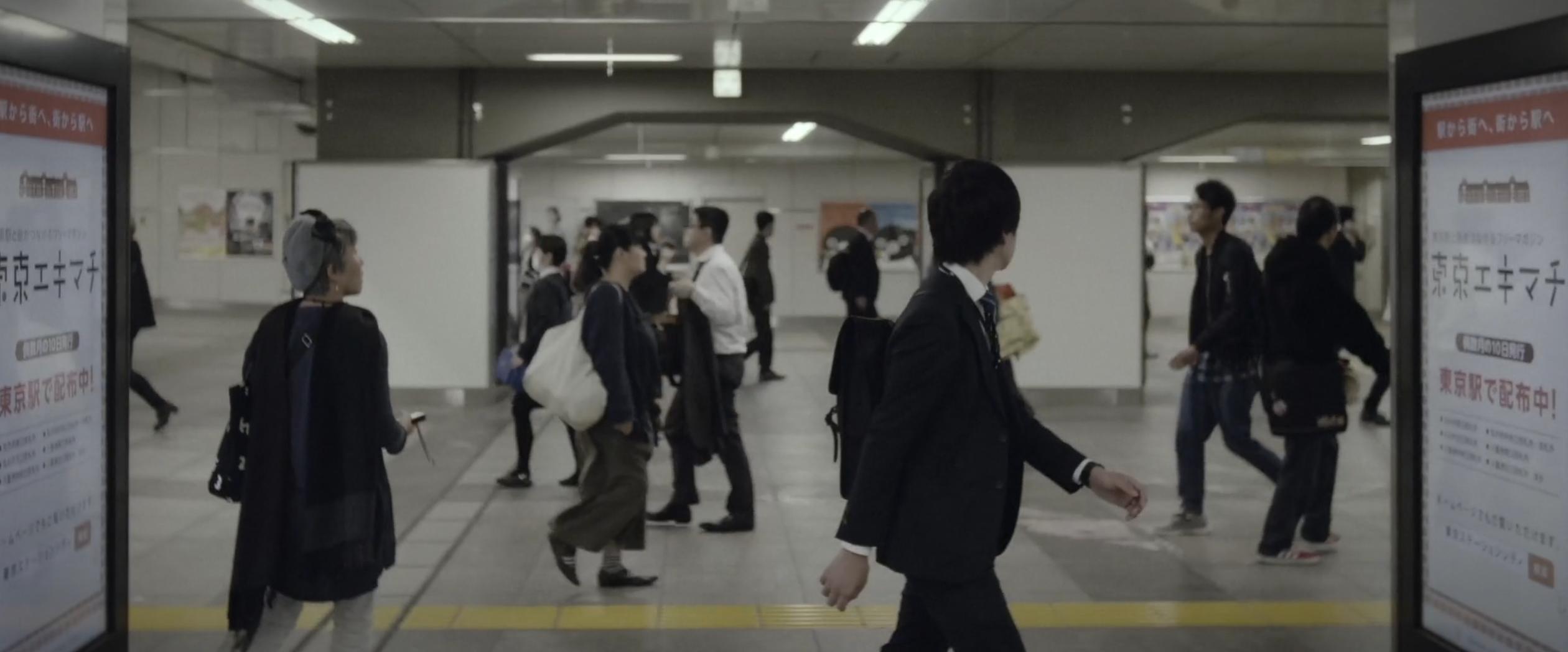 Ce film de 4 minutes propose un voyage express au Japon, entre tradition et modernité ! By Thomas R. Court-metrage-beaute-japon-5