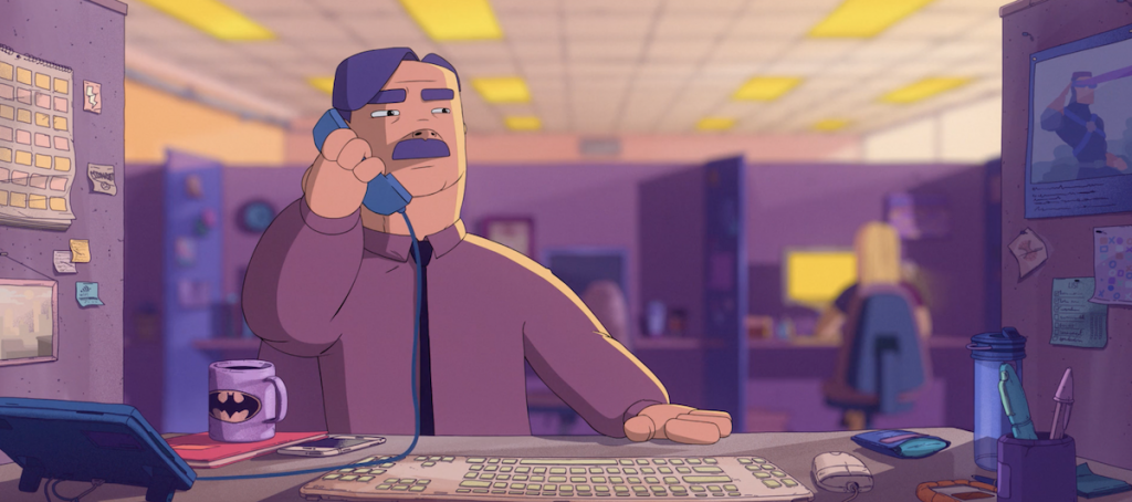 tHell of a Week : le court-métrage pour ceux qui ont des collègues lourds au bureau