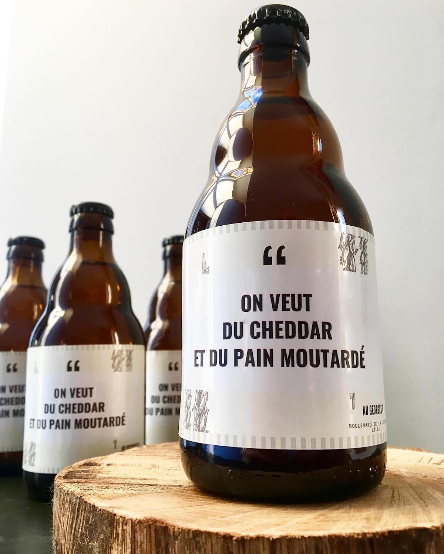 DrawYourBeer : la bière au pain conçue avec les restes de pain des restaurant