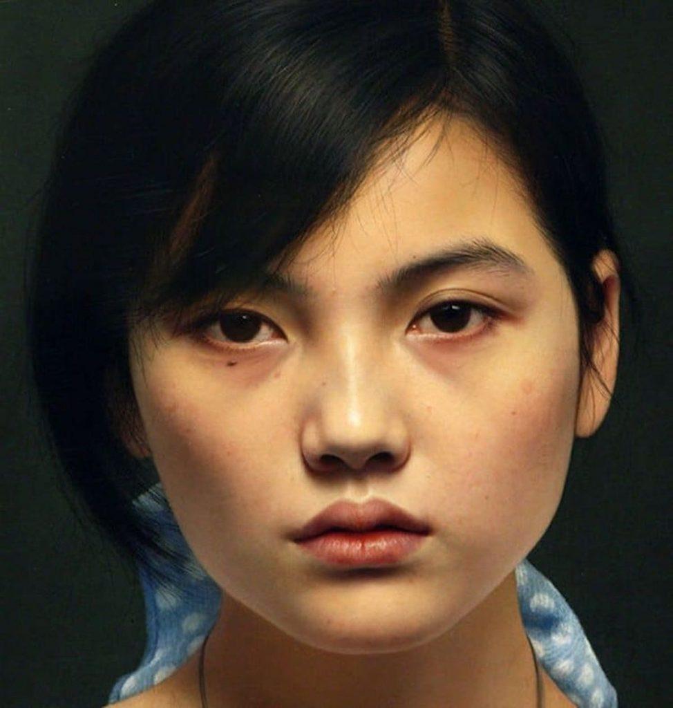 Leng Jun Peintures ultra-réalistes
