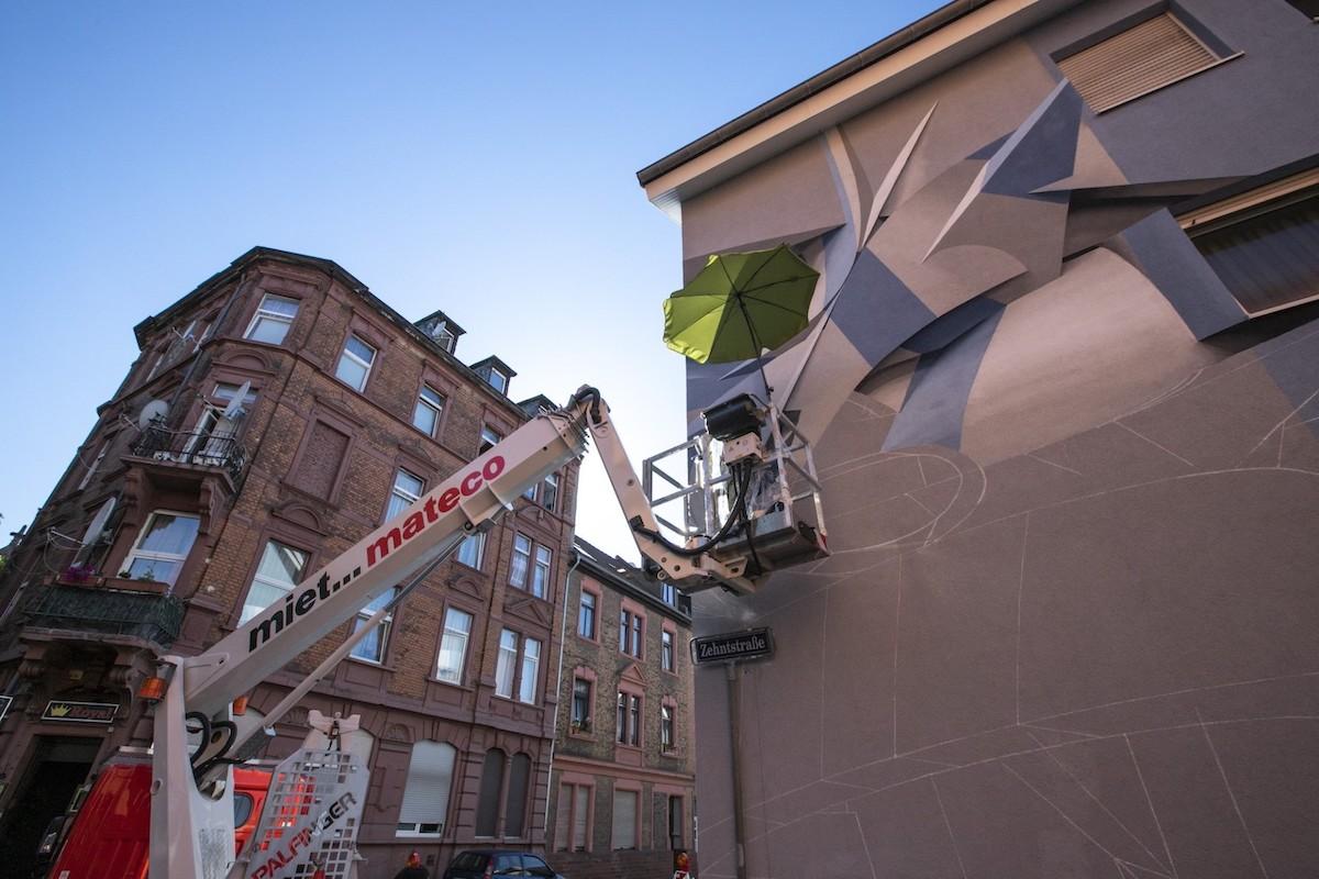 Peeta street art