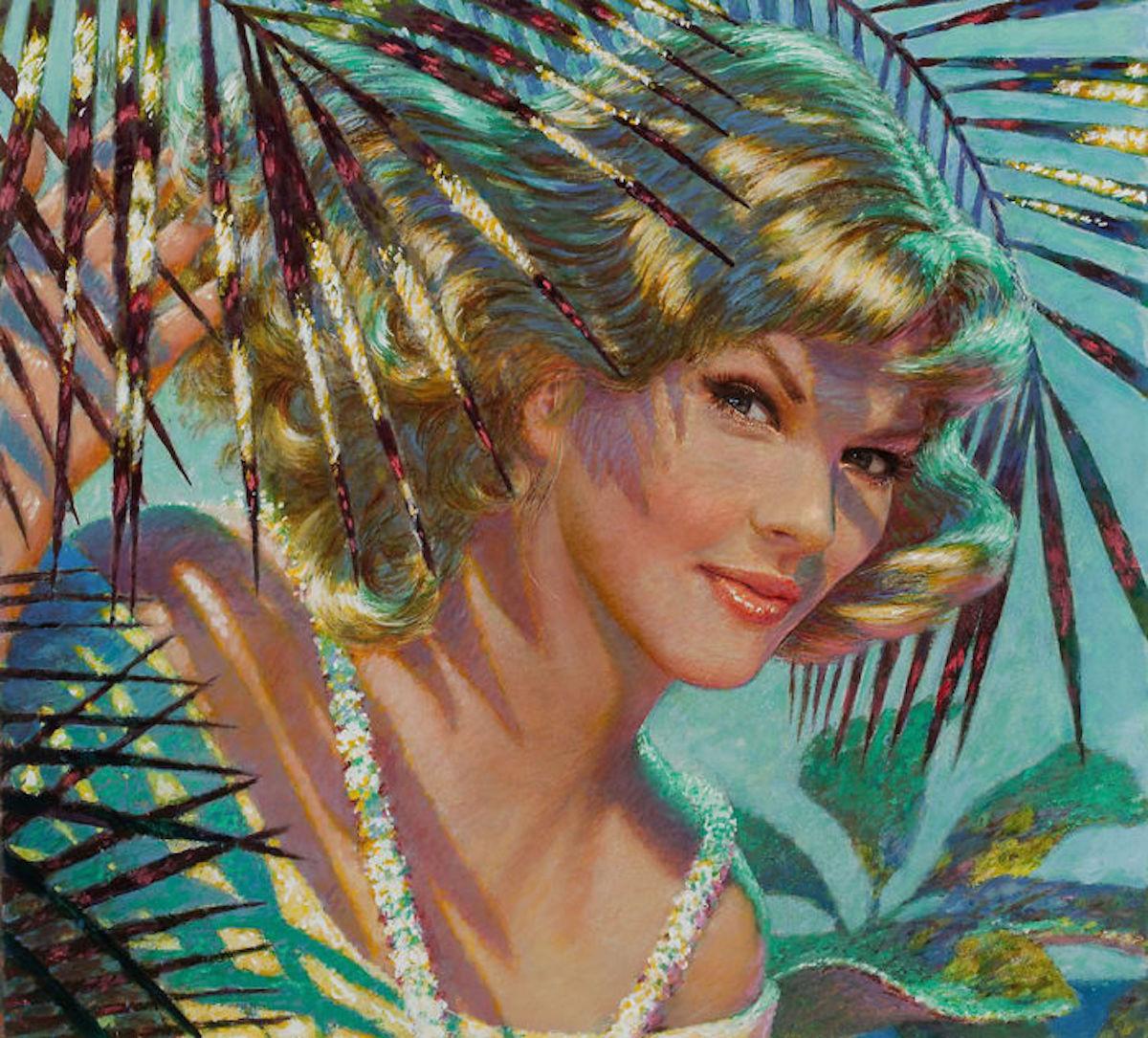 Taylor Swift Art Digital Design Crowd