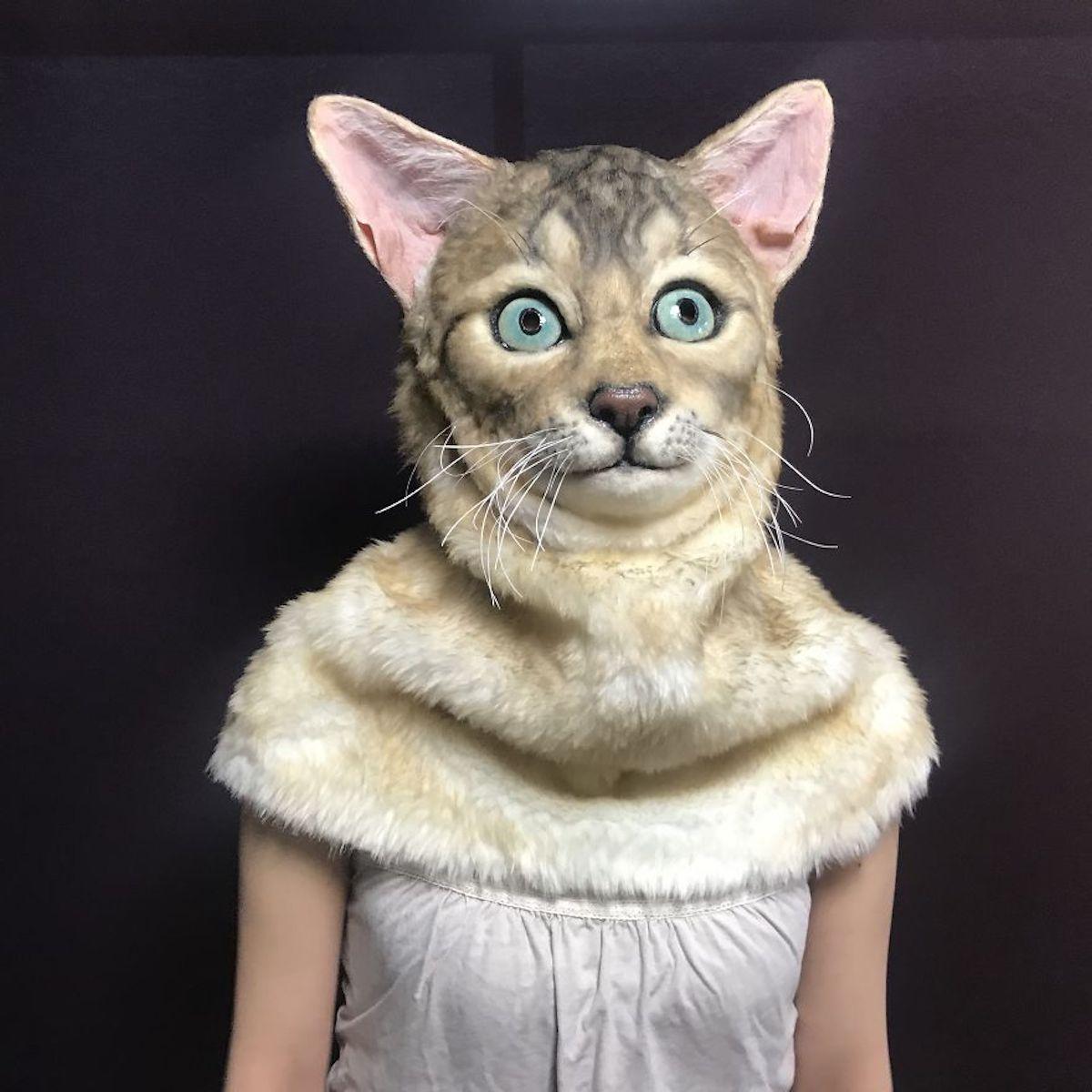 Masques animaux Studio 91