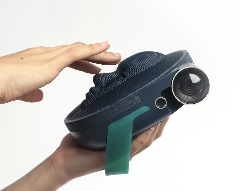 Camera 2C3D tactile 3D Aveugle