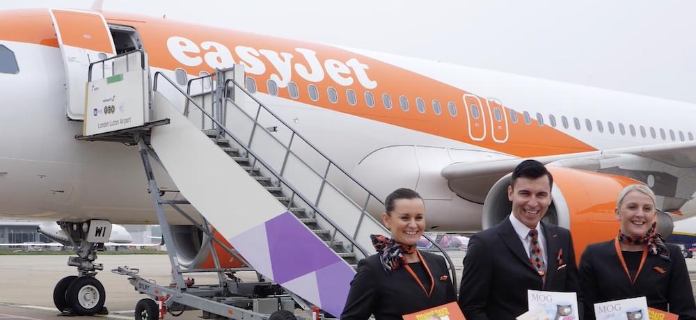 EasyJet Flybraries Livres pour Enfants Avion