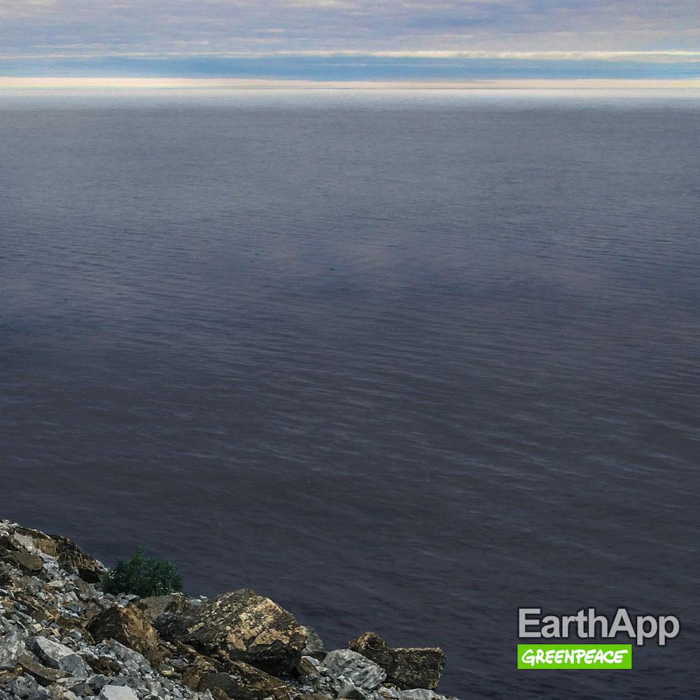EarthApp Greenpeace