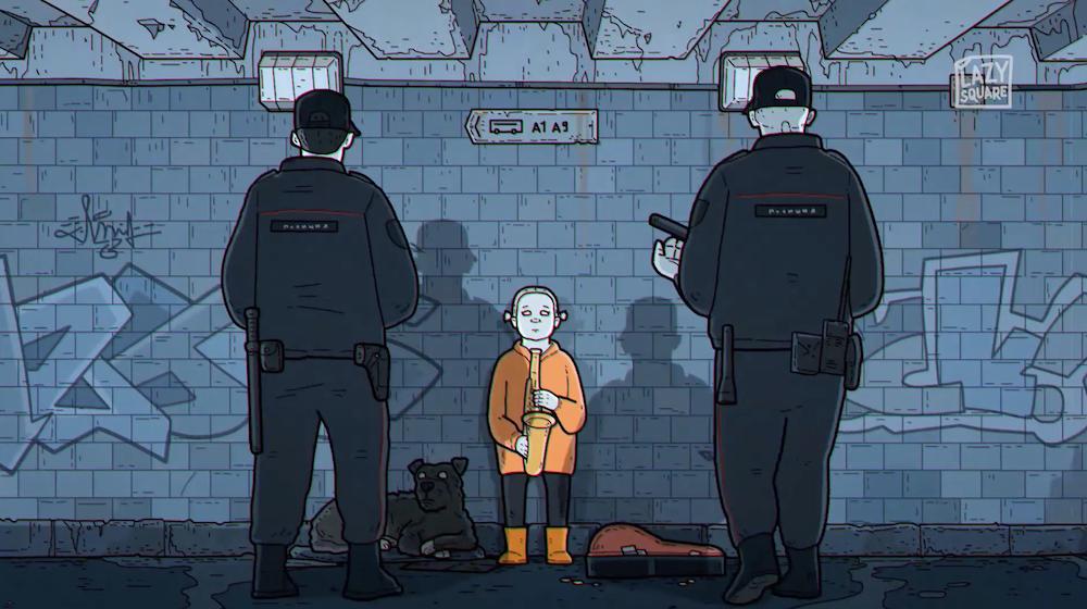 Simpson Générique Version Russe