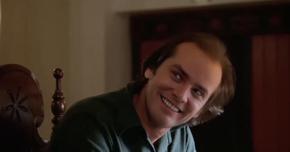 Jim Carrey Jack Nicholson Deepfake Shining