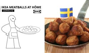 La recette des boulettes IKEA