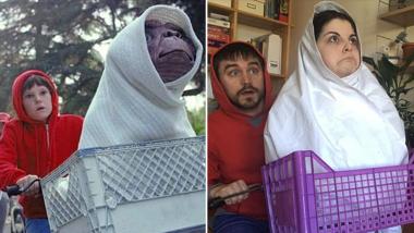 Ce couple créatif cartonne avec ses détournements de films