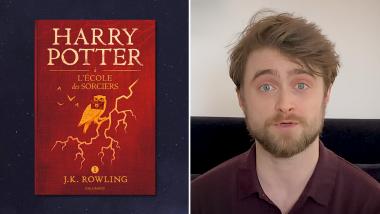 Daniel Radcliffe fait la lecture d'Harry Potter pendant le confinement