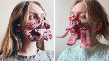 Les masques horrifiques de Yrurari