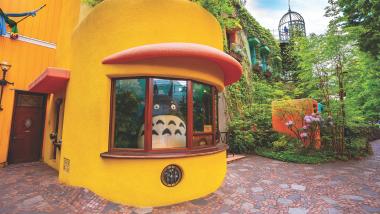 Le musée Ghibli vous offre un tour virtuel en vidéo pendant le confinement