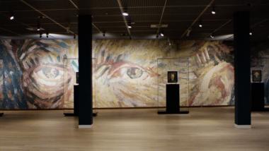 Le musée Van Gogh vous immerge dans une visite virtuelle unique avec une vidéo 4K