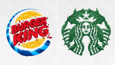 Le graphiste de2s imagine des versions alternatives des logos célèbres