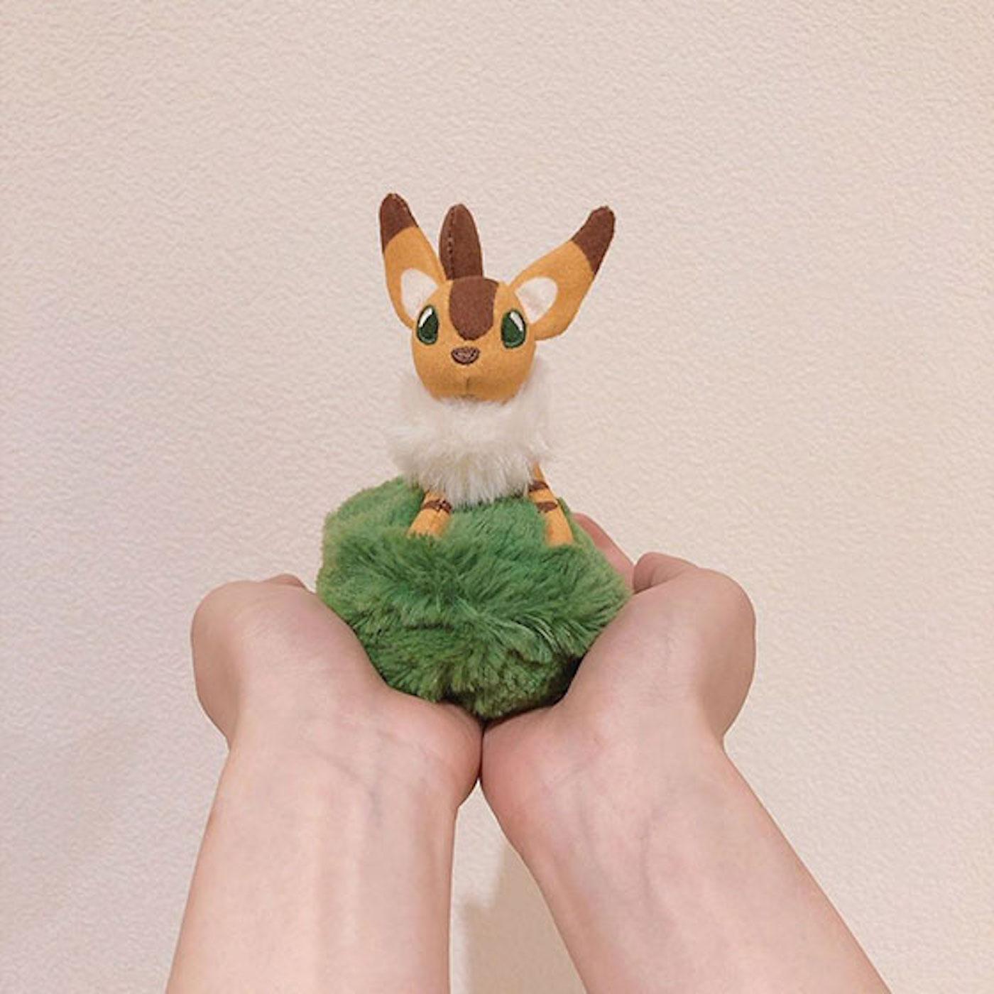 Le Studio Ghibli crée des peluches qui se transforment en sacs réutilisables