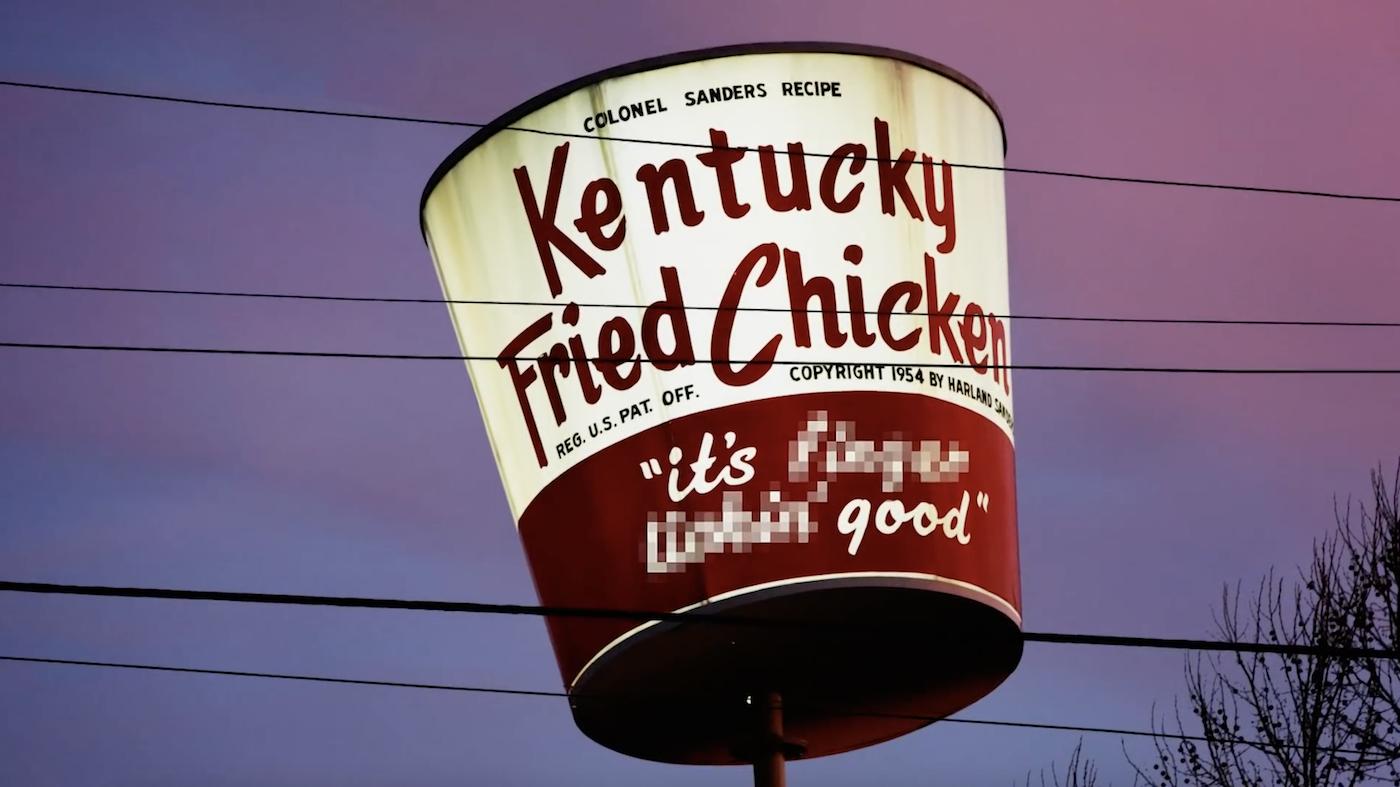 """Covid-19 : KFC retire temporairement son slogan """"C'est bon à s'en lécher les doigts"""""""