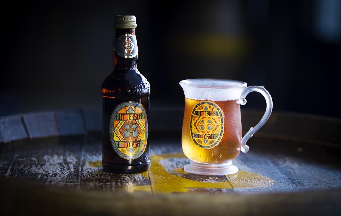 Warner commercialise une bière au beurre pour les fans d'Harry Potter