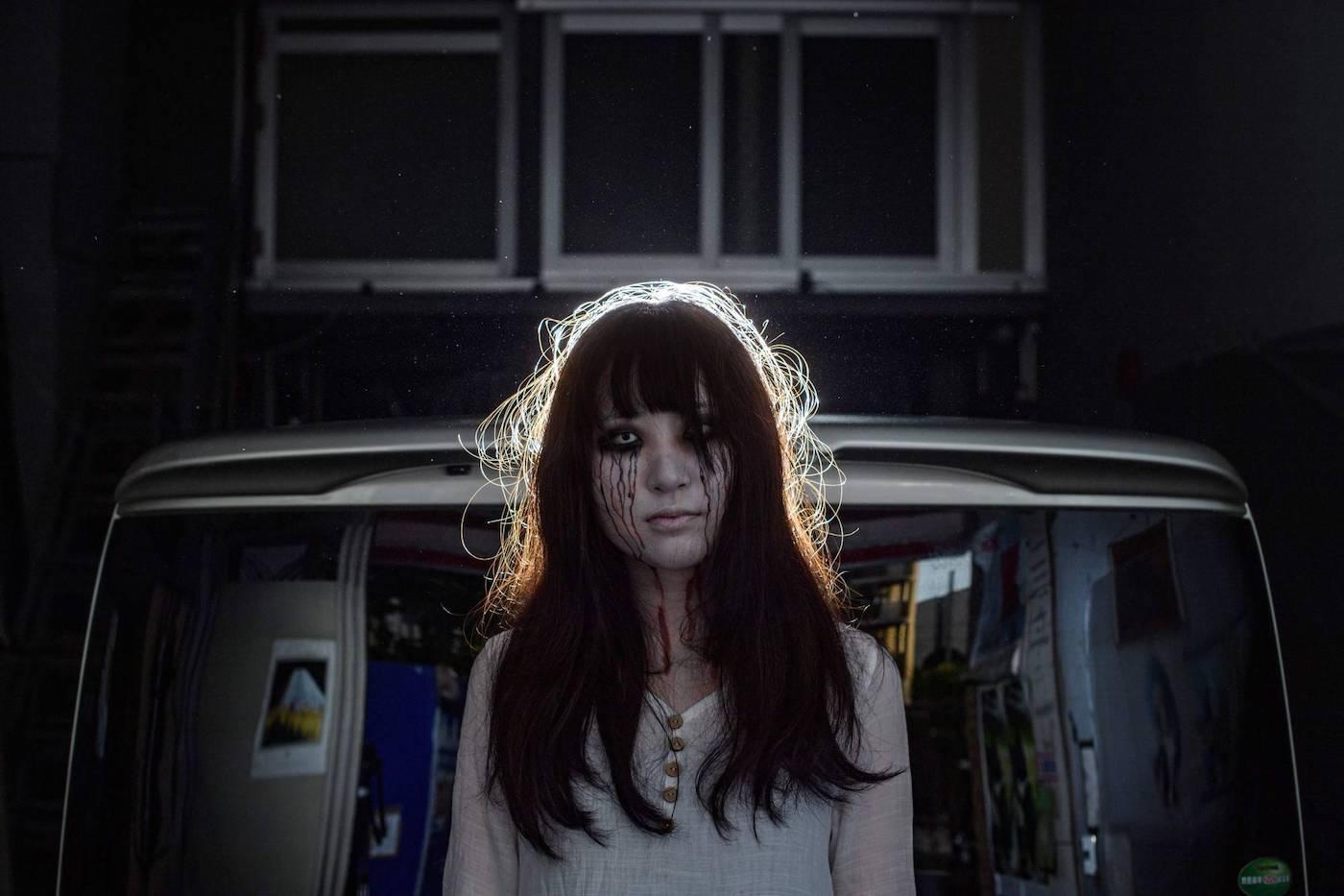 Au Japon, une maison hantée à faire en voiture pour conserver les gestes barrières