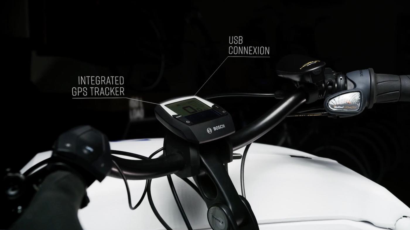 Le premier vélo d'urgences pour que les médecins se déplacent plus vite en ville
