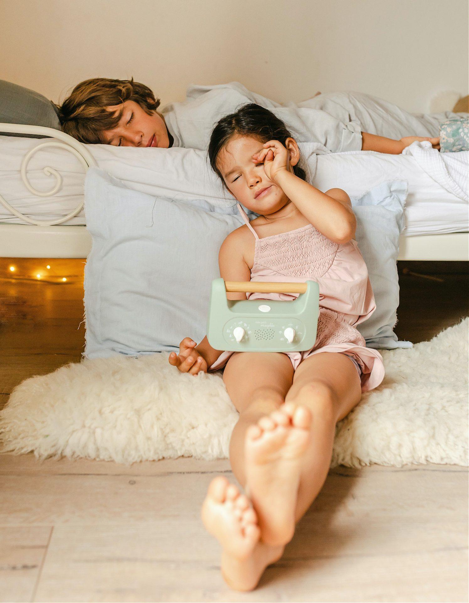 Mon Petit Morphée : un appareil de méditation qui aide les enfants à s'endormir