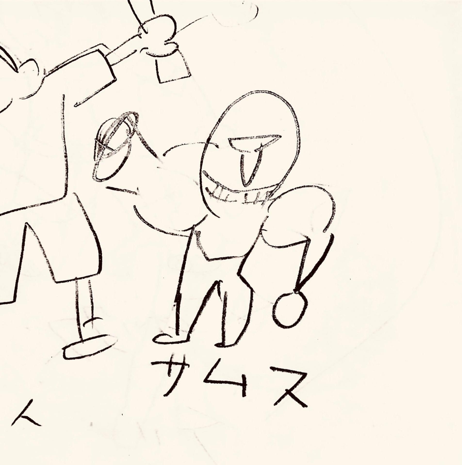 L'artiste Taku Inoue transforme les dessins d'enfants en petites figurines