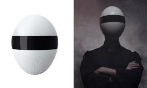 Blanc : un masque design pour protéger votre santé... et votre vie privée