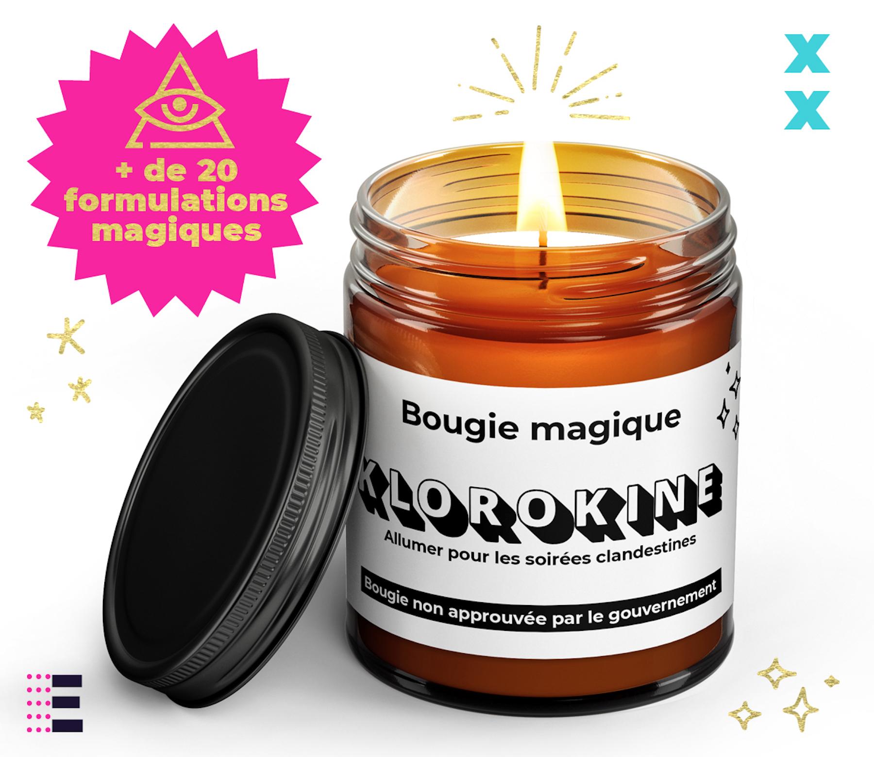 """Madame Irma : des """"bougies magiques"""" pour exorciser avec humour cette année 2020"""