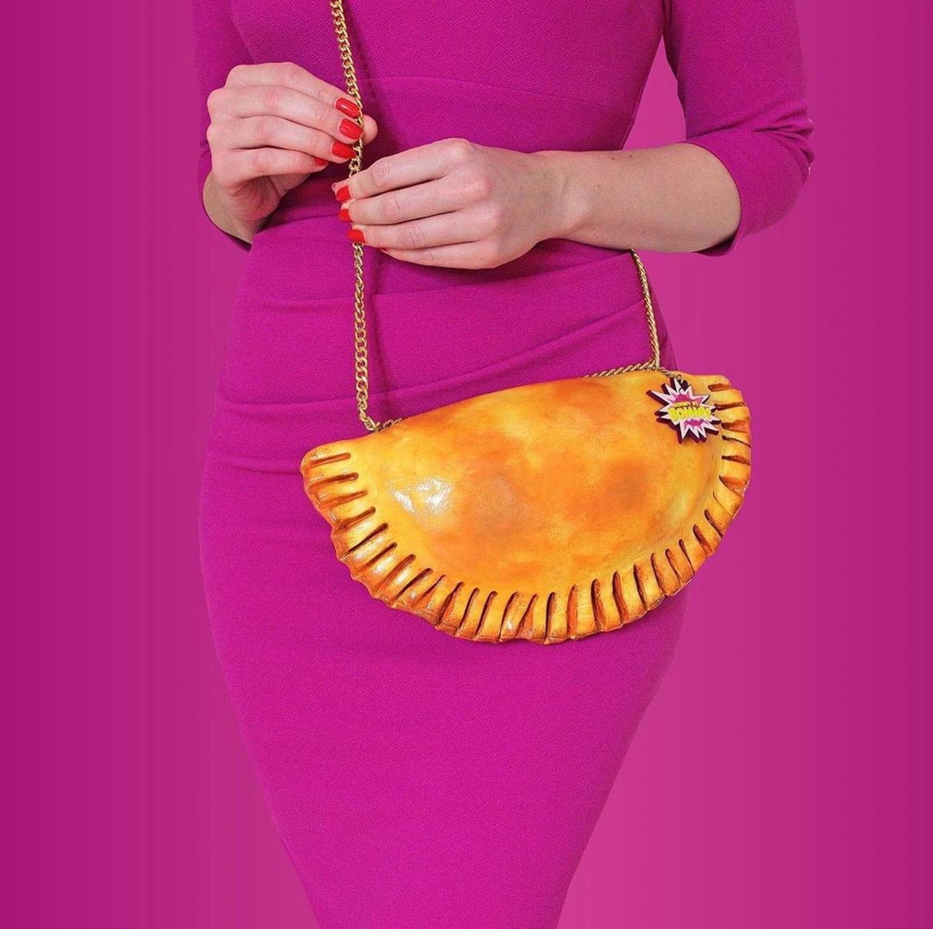 Les sacs à main créatifs de Rommy de Bommy vont vous donner faim