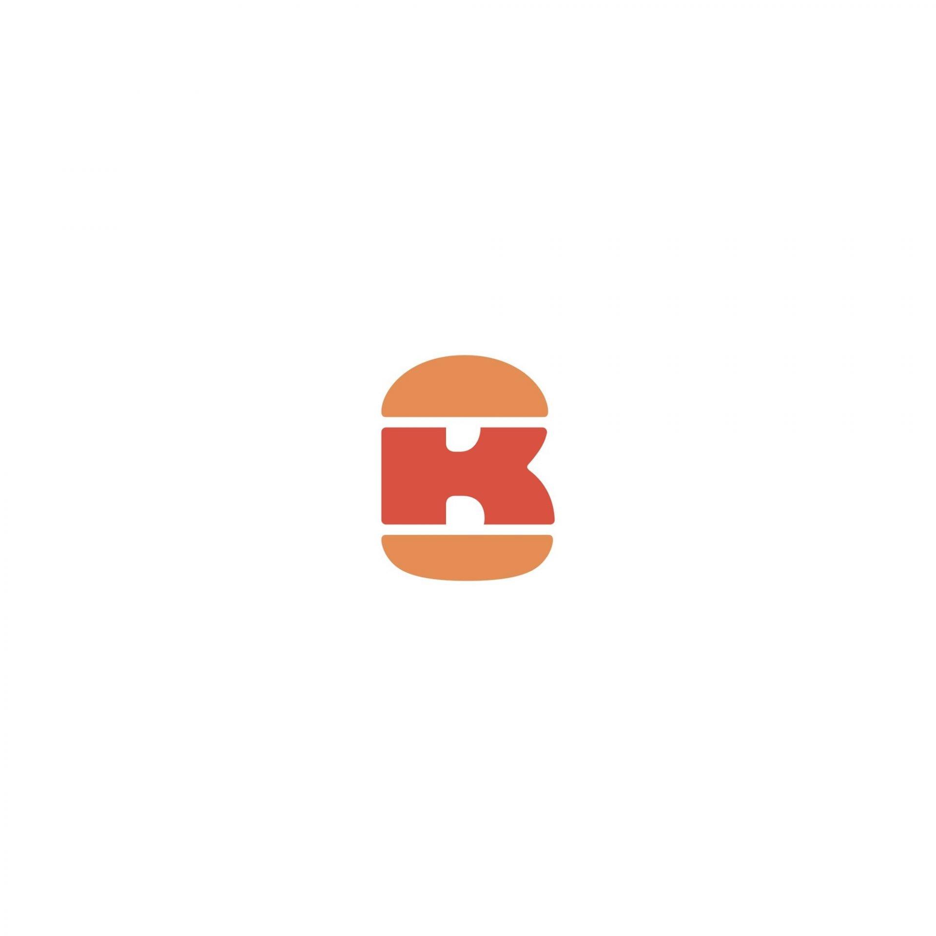 Le logo minimaliste de Burger King