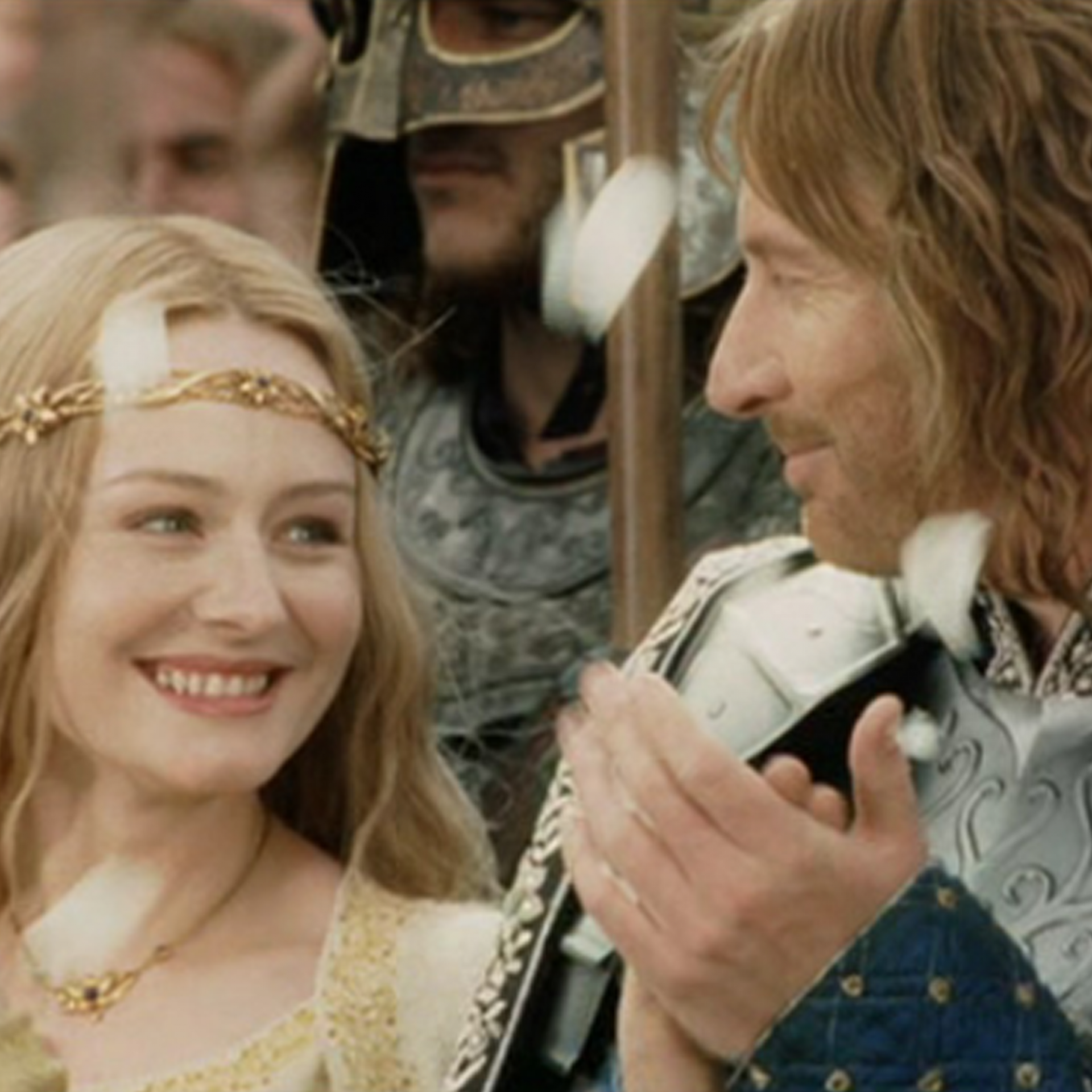 Éowyn et Faramir
