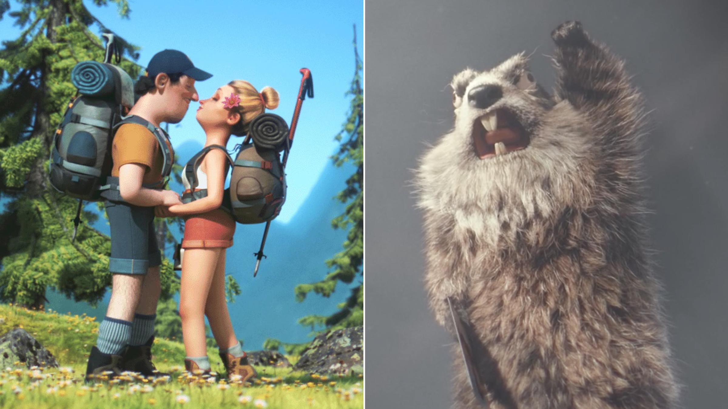 Wild Love : des marmottes sadiques dans un court-métrage 100% gore