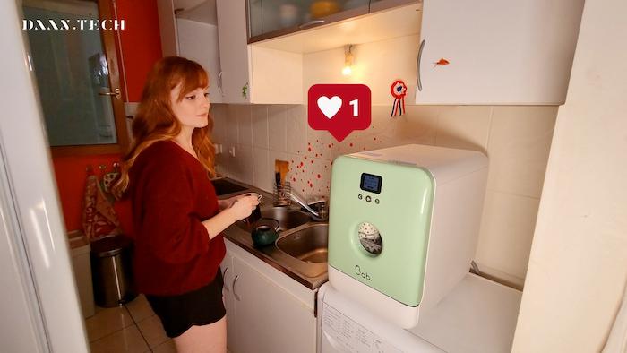Bob Love : le lave-vaisselle qui permet de faire des rencontres
