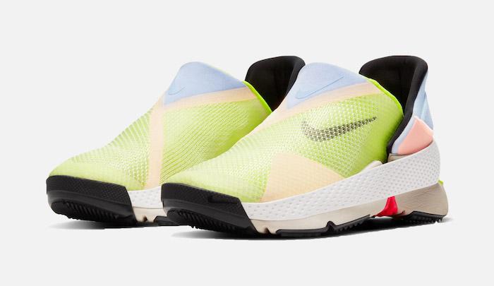 GO FlyEase : Nike dévoile ses premières sneakers qui s'enfilent sans les mains