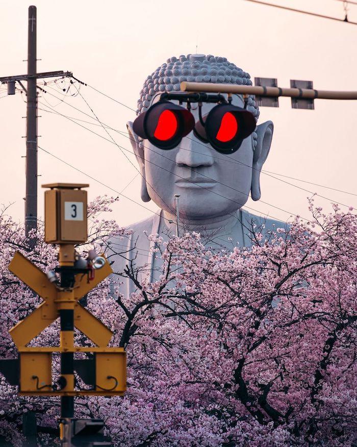Le photographe Tatsuto Shibata capture l'Asie d'un œil créatif (20 photos)