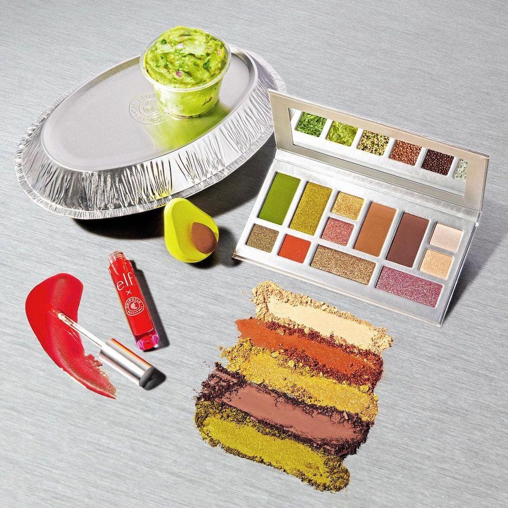 Chipotle lance un maquillage aux couleurs de ses ingrédients pour les fans de burritos
