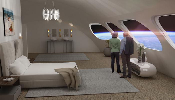 L'entreprise Orbital Assembly présente le premier hôtel spatial qui devrait être envoyé en orbite en 2025