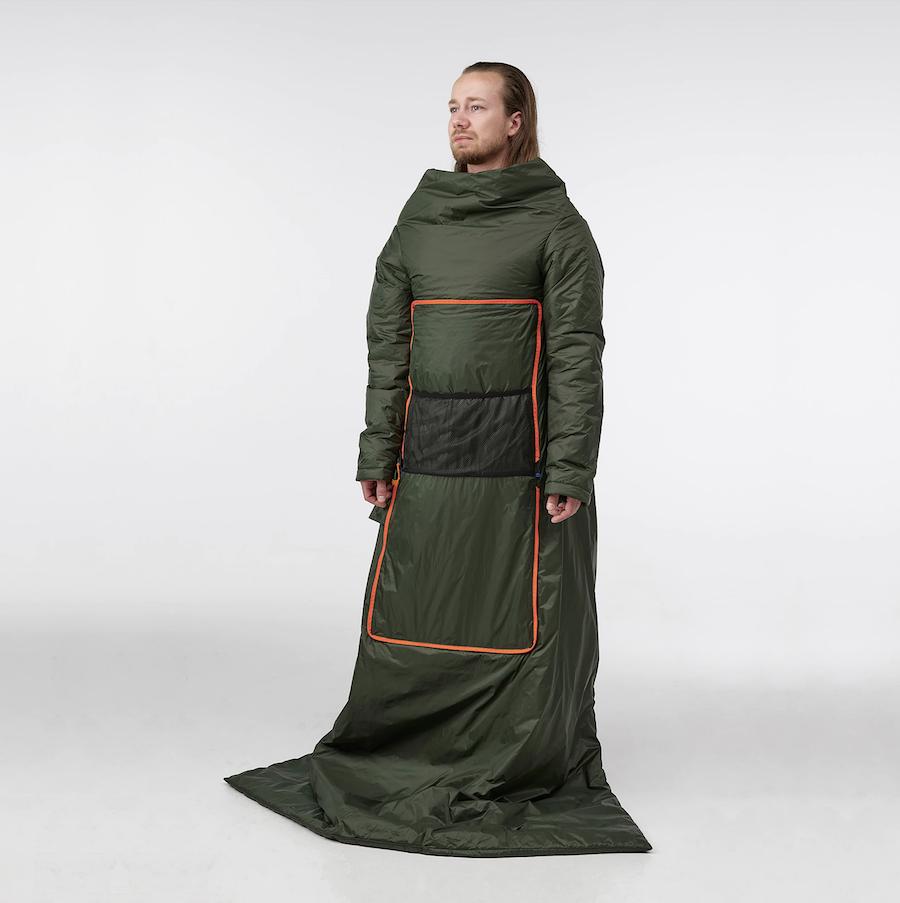 IKEA dévoile un oreiller qui se transforme en sac de couchage