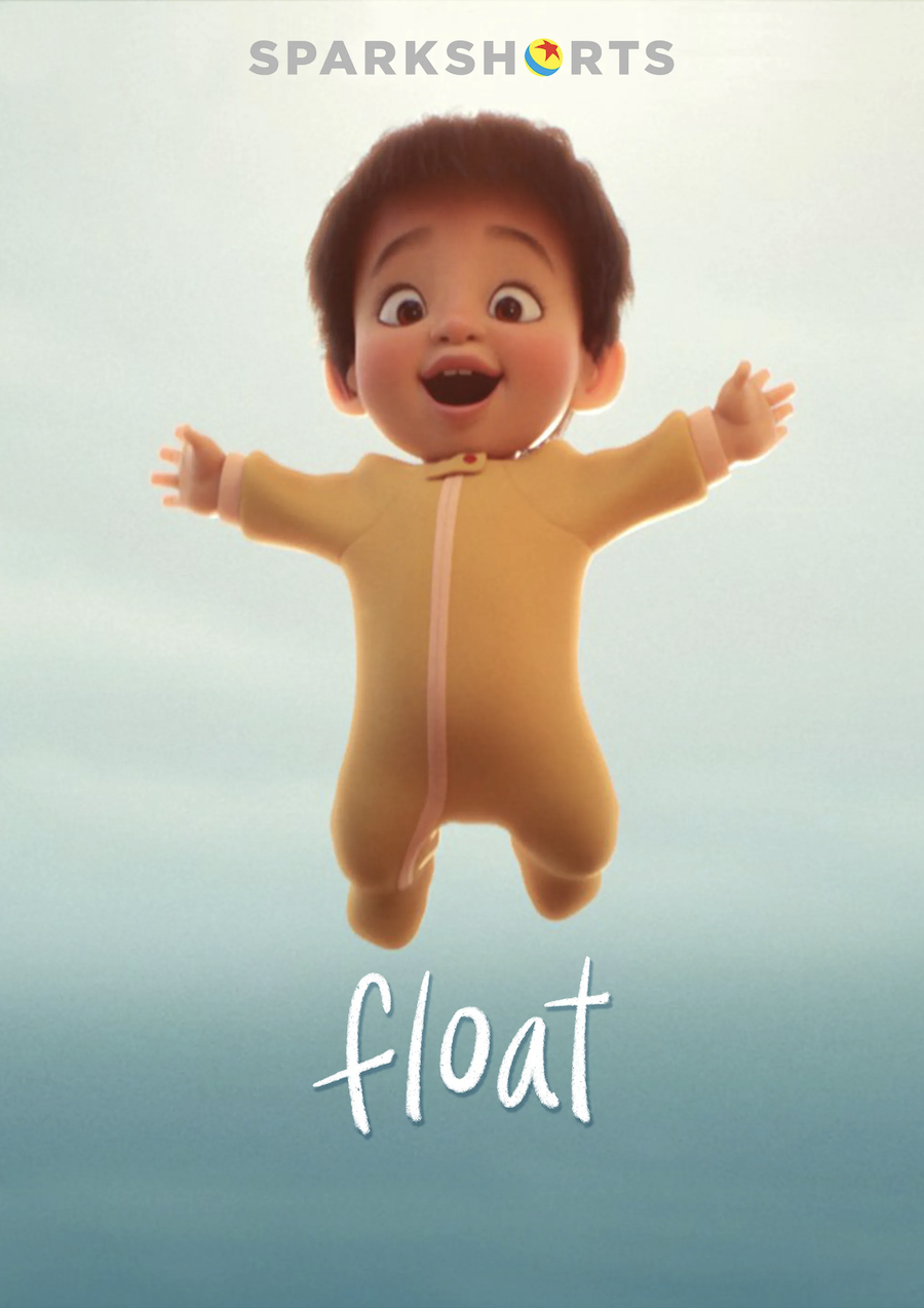 Pixar dévoile 2 magnifiques courts-métrages sur le thème de l'immigration ! Par Maxime Delmas Pixar-float-court-metrage