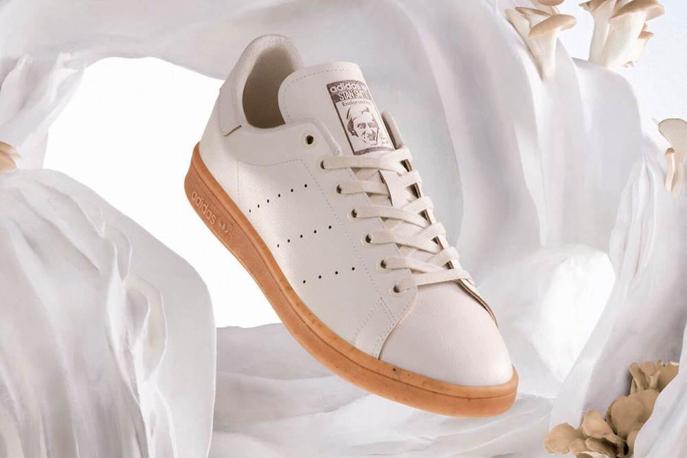 Adidas Mylo : une paire de sneakers fabriquées avec... des champignons