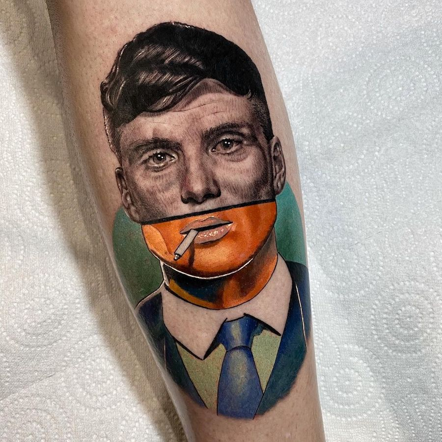 L'artiste Mat Rule mélange les styles pour des tatouages uniques et créatifs
