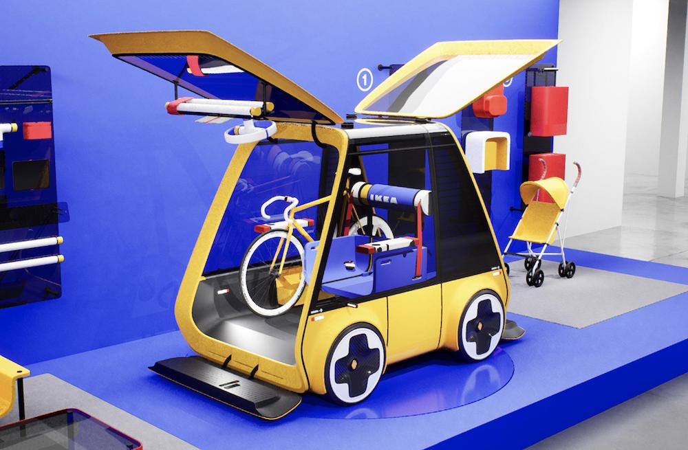 Renault Höga : la première voiture à monter soi-même comme un meuble IKEA ! (vidéo sur Bidfoly.com) Par Maxime Delmas Hoga-ikea-renault-voiture-10