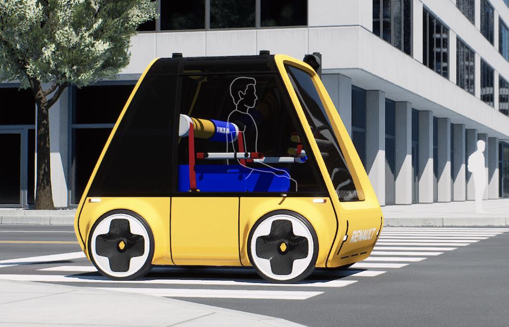 Renault Höga : la première voiture à monter soi-même comme un meuble IKEA ! (vidéo sur Bidfoly.com) Par Maxime Delmas Hoga-ikea-renault-voiture-11