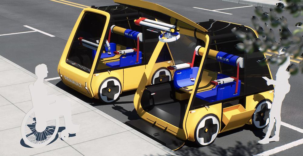 Renault Höga : la première voiture à monter soi-même comme un meuble IKEA ! (vidéo sur Bidfoly.com) Par Maxime Delmas Hoga-ikea-renault-voiture-12