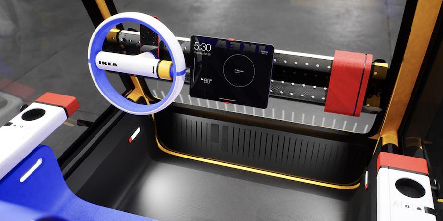 Renault Höga : la première voiture à monter soi-même comme un meuble IKEA ! (vidéo sur Bidfoly.com) Par Maxime Delmas Hoga-ikea-renault-voiture-2212