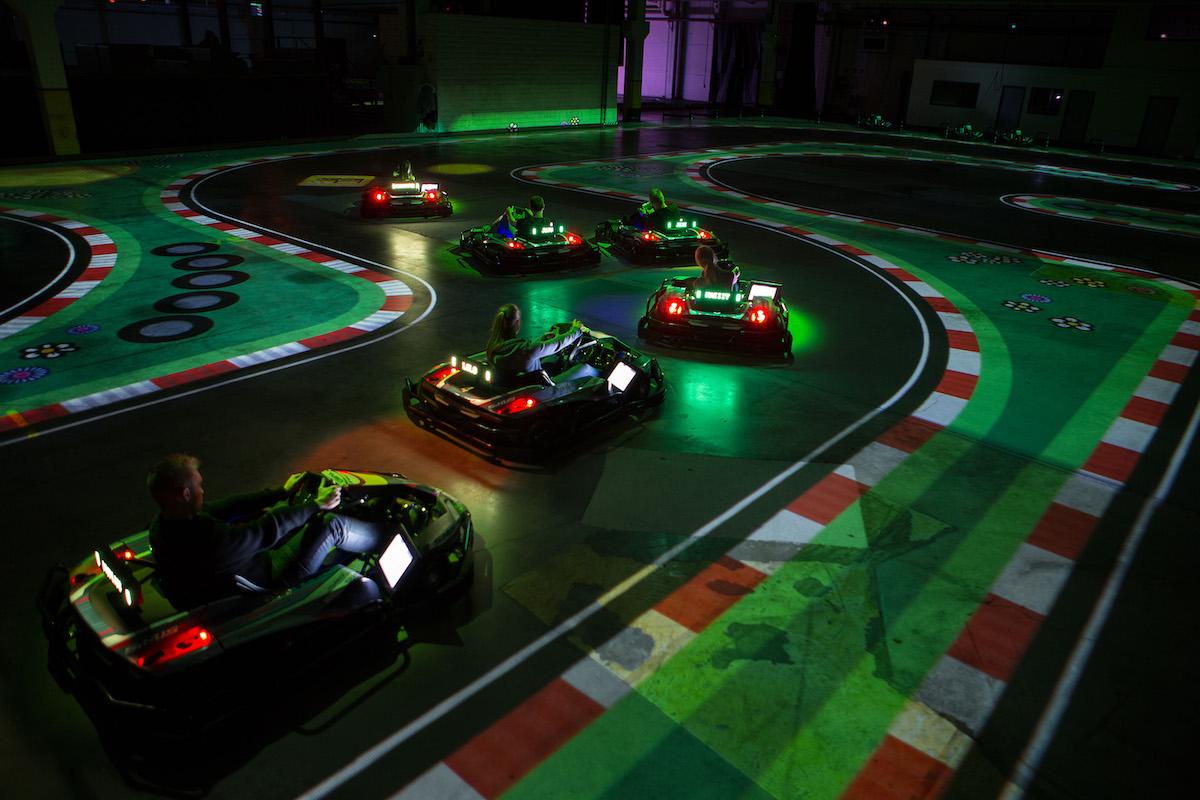 BattleKart Tours : un Mario Kart grandeur nature pour affronter vos amis en vrai à Tours
