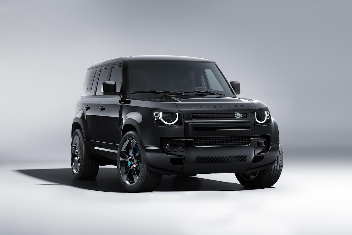 Land Rover sort un Defender édition 007 pour la sortie du dernier James Bond ! (vidéo) Par Justine Mellado Land-rover-james-bond-007-defender-1