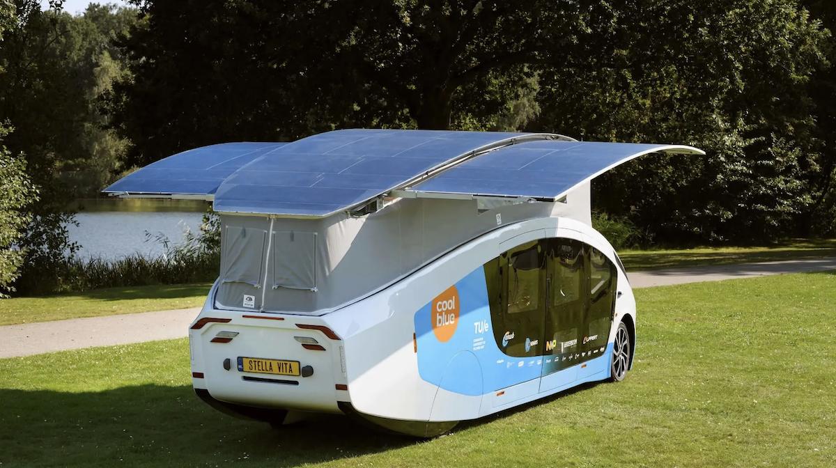 Stella Vita : le premier camping-car solaire 100% autonome