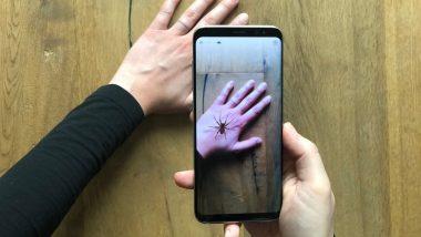 Phobys : l'app qui veut guérir votre phobie des araignées avec la réalité augmentée
